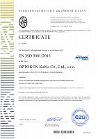 OPTOKON Kable ISO 9001.2015_EN